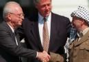 Gli accordi di Oslo, vent'anni fa