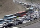 Iran, scontro tra 2 autobus a sud di Theran: 44 morti e 44 feriti