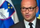 La Slovenia chiederà aiuto all'Europa?