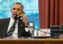 La telefonata di Obama con Rouhani