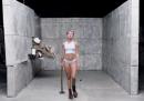 Il nuovo video di Miley Cyrus