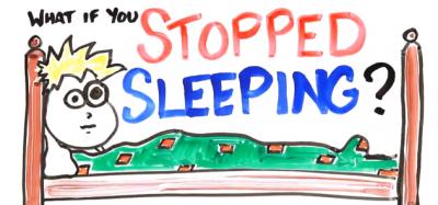 Che cosa succede se smetti di dormire?