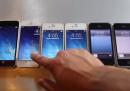 Test di velocità tra modelli di iPhone