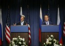 L'accordo sulla Siria
