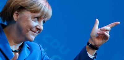 La terza vittoria di Merkel