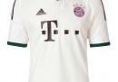 Bayern Monaco (trasferta)