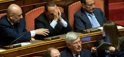 La registrazione di Berlusconi su Napolitano