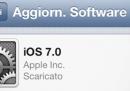 Come installare iOS 7