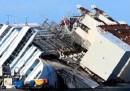 Costa Concordia, il nuovo video in time lapse del raddrizzamento