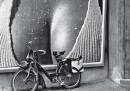 Roma, le biciclette e i rumeni