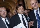 La giunta del Senato vota su Berlusconi