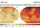Grafici rapporto IPCC sul cambiamento climatico