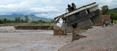 Le due tempeste in Messico