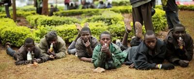 Il giorno dopo a Nairobi