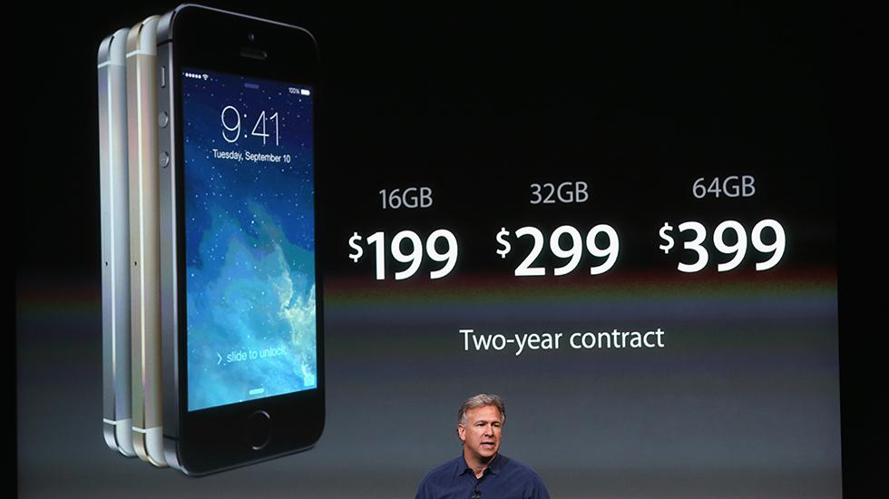 Nuovo iphone 5s il post for Prezzi bambu giganti