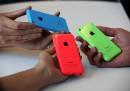 iPhone 5C / Colori