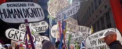 Il secondo anniversario di Occupy Wall Street
