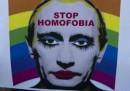 Russia, proposta nuova legge anti-gay: via figli a genitori omosessuali
