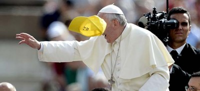 Papa Francesco su tutto