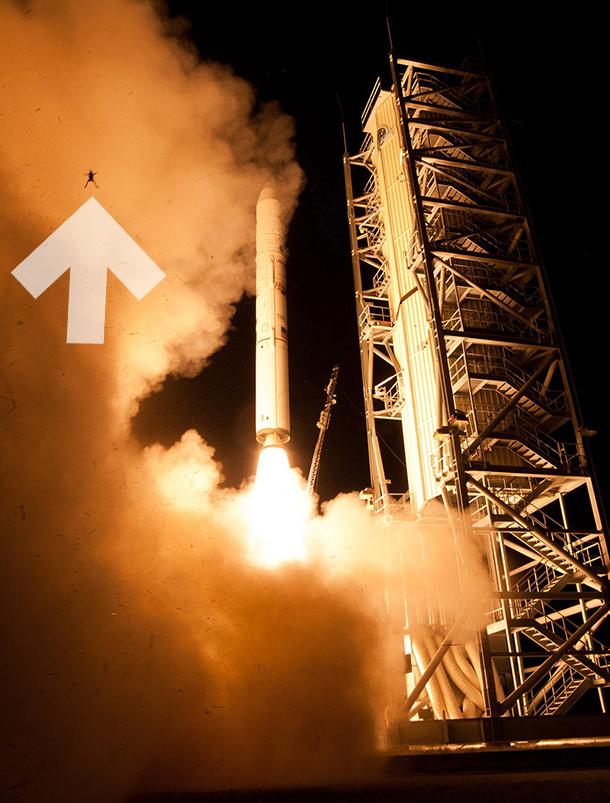 La rana nel mezzo del lancio di un razzo nasa foto il post - Immagini stampabili a razzo ...