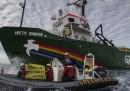 La Russia contro Greenpeace