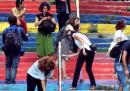 Le scale colorate di Istanbul
