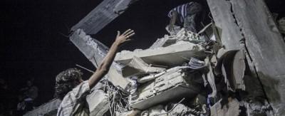 La guerra in Siria, nel frattempo
