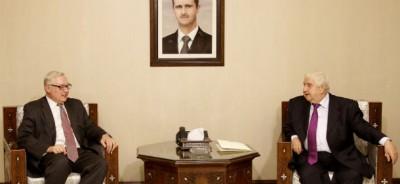 La Siria dice di avere le prove che i ribelli hanno usato armi chimiche