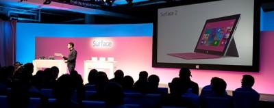 I nuovi Surface di Microsoft