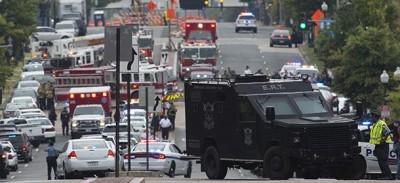 La sparatoria a Washington DC