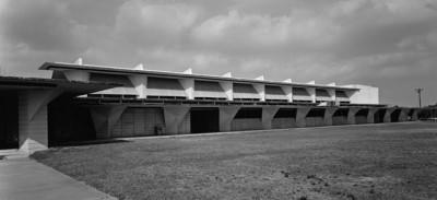 Le case di Wright, in bianco e nero