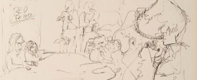 10 disegni di John Lennon