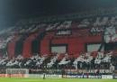 """I cori allo stadio e la """"discriminazione territoriale"""""""