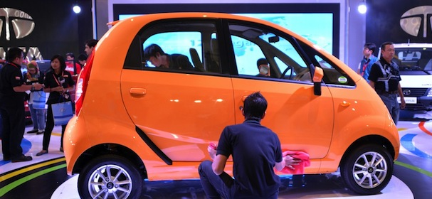 Il flop dell 39 auto meno costosa al mondo il post for Casa meno costosa