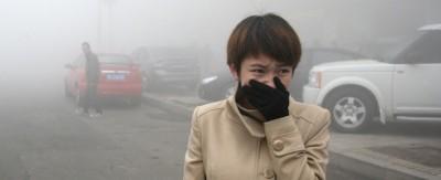 L'inquinamento di Harbin