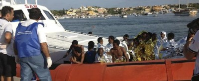 La strage di Lampedusa
