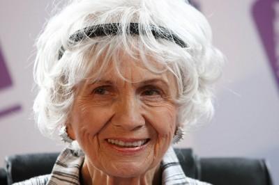 Alice Munro - Premio Nobel per la Letteratura 2013