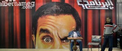 Il ritorno di Bassem Youssef