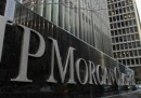 JP Morgan è in perdita