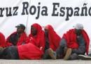 La questione dei migranti, in Spagna