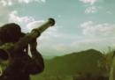 Rebel rocket attack (il primo video di Banksy)