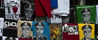 Il culto della personalità di al-Sisi