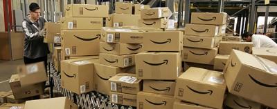 Dove va Amazon