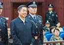 La condanna confermata per Bo Xilai