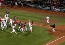 Boston ha vinto le World Series