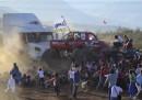 "L'incidente del ""monster truck"" in Messico"