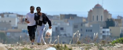 Il giorno dopo a Lampedusa
