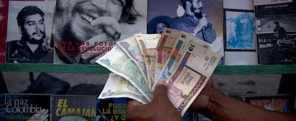 Cuba Dual Currency