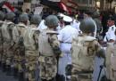 Gli Stati Uniti sospendono gli aiuti all'Egitto