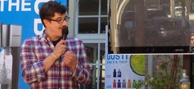 Carlo Gabardini: «Essere gay è bellissimo»